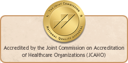 Greek American Rehabilitation and Care Centre has been accredited by JCAHO