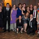 Entertainers, Gala Committee Members and friends