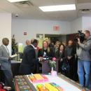 IL Secretary of State Jesse White addresses audience at Birthday Celebration
