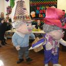 The Little People entertain residents and guests at Centenarians Birthday Party
