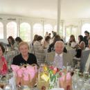Guests enjoying the Kali Orexi Luncheon