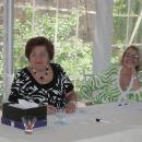 Reservation Committee Members Kathy Fasseas and Terri Mikuzis