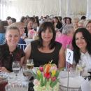 Violeta Papandreou, Patti Harris, and Maria Ress
