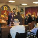 Saturday morning Divine Liturgy with Fr. Michael Stearns
