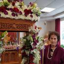 Preparations for Easter at the Greek American Rehab & Care Centre