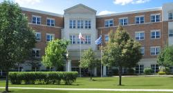 Greek American Rehabilitation and Care Centre in Wheeling, Illinois