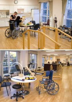 Occupational therapy at Greek American Rehabilitation and Care Centre